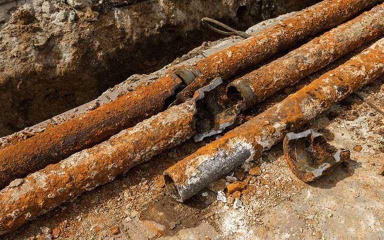 جلوگیری از ریز چاه فاضلاب