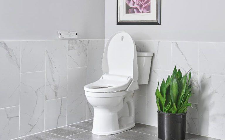 بهترین مکان برای توالت فرنگی